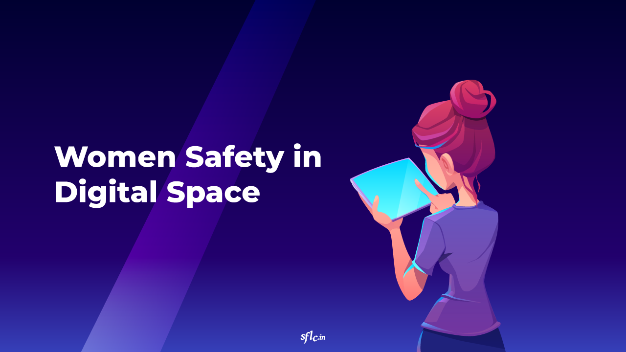 Women safety in Digital Spaces