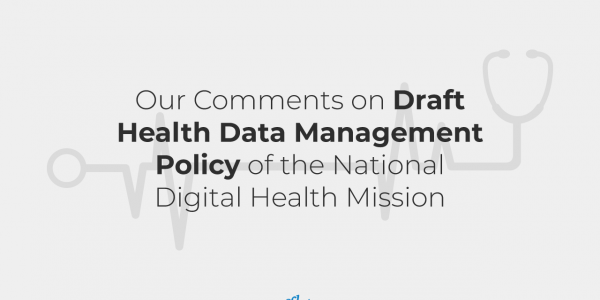 Health Data Management Policy