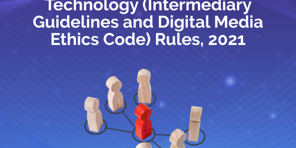 Learning Call on Intermediary Guidelines Rules, 2021