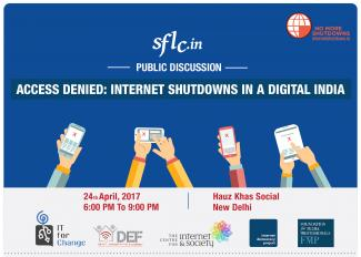 public discussion invitation