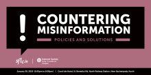 Countering Misinformation: Policies and Solutions, Kochi